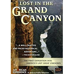 American Experience - Lost in the Grand Canyon