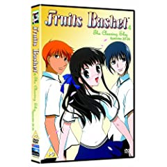 Fruits Basket 4 the Clearing Sky