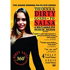The Quick & Dirty Guide to Salsa - Part 4, Team Dancing