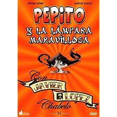 Pepito y La Lampara Maravillosa