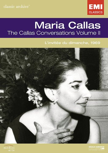 Maria Callas: The Callas Conversations, Vol. 2