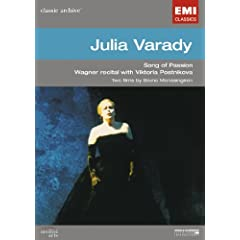 Julia Varady: Song of Passion - Documentary