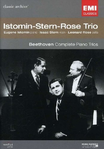 Classic Archive: Beethoven: Complete Piano Trios