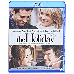 The Holiday (2006) [Blu-ray]