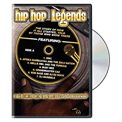 Hip Hop Legends (Ws Dol)