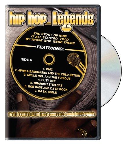 Hip Hop Legends (Ws Dol)