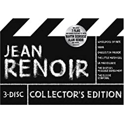 Jean Renoir Collection (3-Disc Collector's Edition)