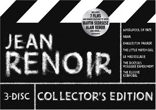 Jean Renoir Collection (3-Disc Collector's Edition)