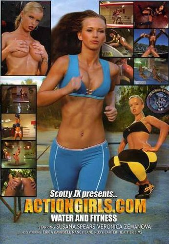 Actiongirls.com: Water and Fitness