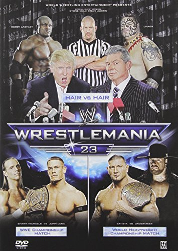 WWE - WrestleMania 23