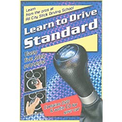 Driving School: Learn to Drive Standard