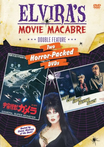 Elvira's Movie Macabre: Gamera, Super Monster/They Came from Beyond Space