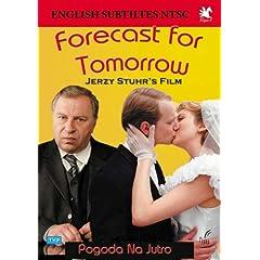 Pogoda Na Jutro DVD NTSC Forecast For Tomorrow Region 1