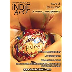 INDIE ARTS:  The DVD Magazine - Issue 2