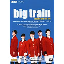 Big Train - Seasons 1 & 2