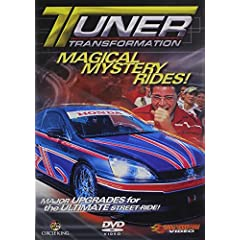 Tuner Transformation: Magical Mystery Rides