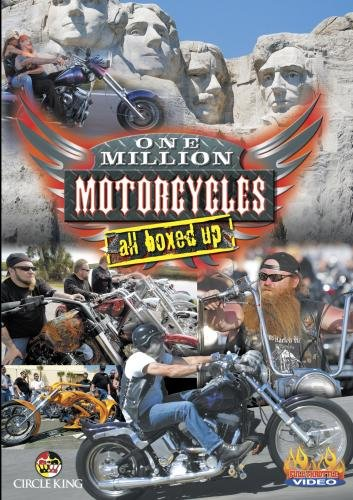 One Million Motorcycles All Boxed Up