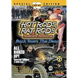 Hot Rods-Special Edition 2 Disc Set