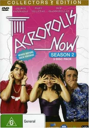 Acropolis Now-Season 2
