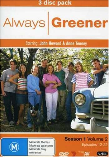 Vol. 2-Always Greener-Season 1