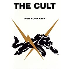 The Cult: Irving Plaza, New York City