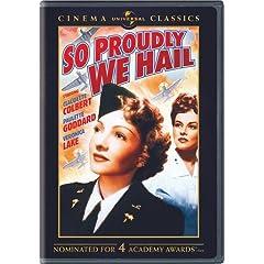 So Proudly We Hail (Universal Cinema Classics)