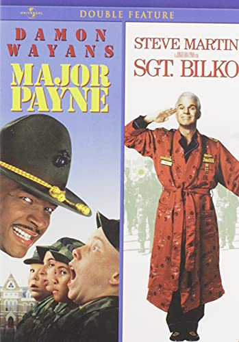 Major Payne / Sgt. Bilko (Double Feature)