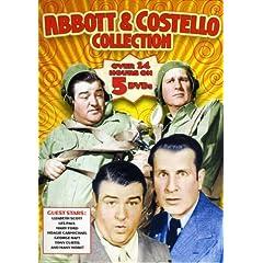 Abbott & Costello Collection (5pc) (Rstr B&W)