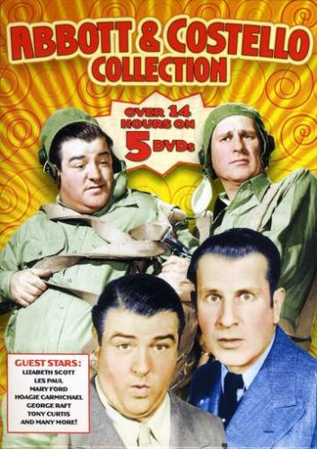 Abbott & Costello Collection (5pc) (Rstr B&W)