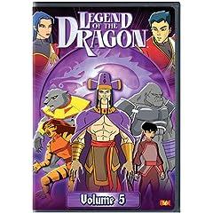 Legend of the Dragon, Vol. 5