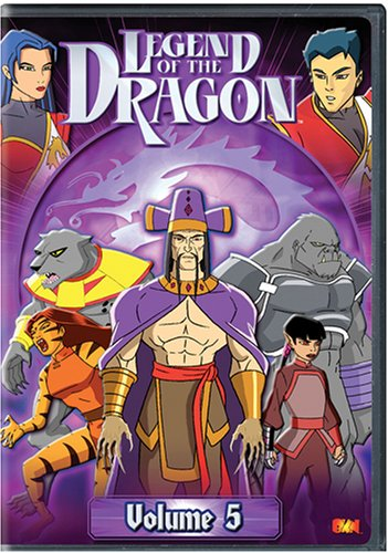 Legend of the Dragon, Vol. 5