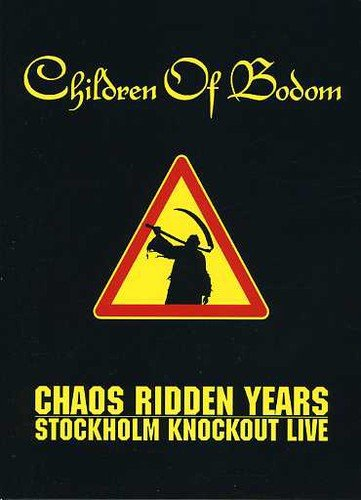 Chaos Ridden Years U Stockholm Knockout Live