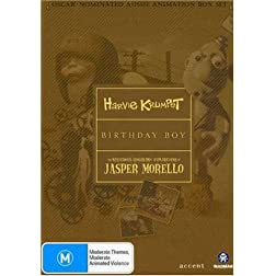 Oscar Nominated Aussie Animation Box Set