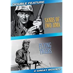 Sands of Iwo Jima/Flying Tigers