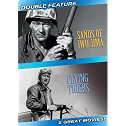 Sands of Iwo Jima/Flying Tigers