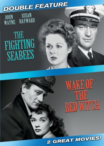 The Fighting Seabees/Wake of the Red Witch