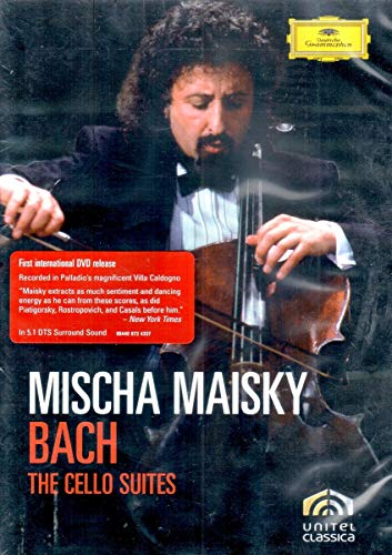 Mischa Maisky: Bach Cello Suites