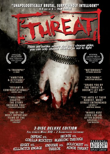 Threat: 3 Disc Deluxe Edition
