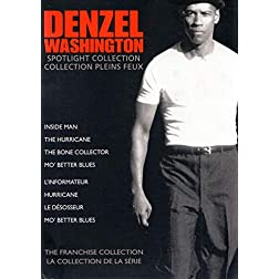 Denzel Washington Spotlight Collection