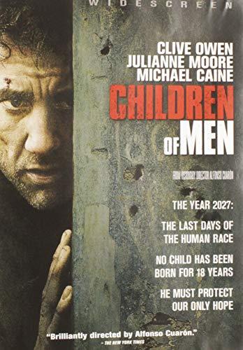 Children Of Men / Дитя Человеческое (2006)