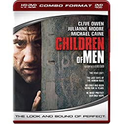 Children of Men (Combo HD DVD and Standard DVD)