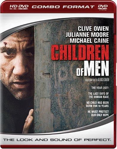 Children of Men (Combo HD DVD and Standard DVD)