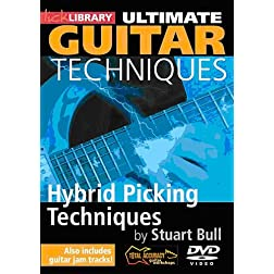 Ultimate Guitar Tech.: Hybrid Picking Techniques