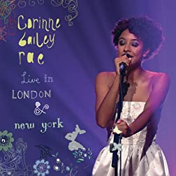 Live In London & New York (CD/DVD Jewel Box)