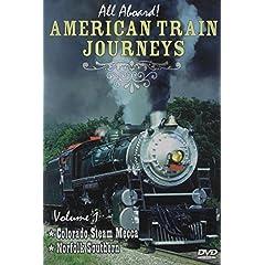 All Aboard, Vol. 1: American Train Journeys, Vol. 1
