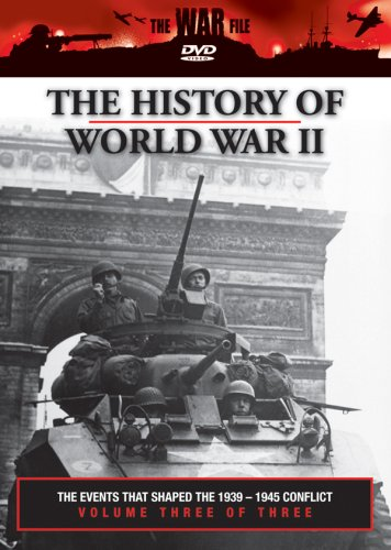The History of World War II, Vol. 3