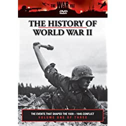 The History of World War II, Vol. 1