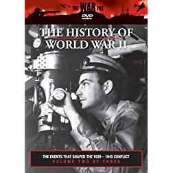 The History of World War II, Vol. 2