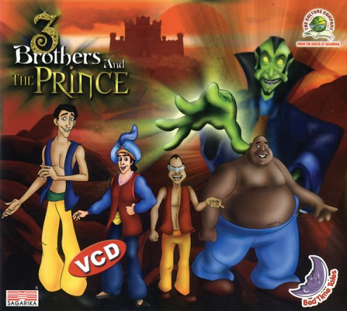 Sagarika Bam: 3 Brothers and the Prince