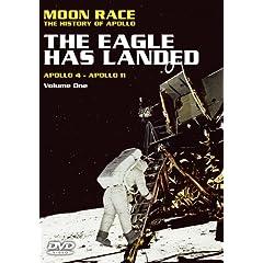 Moon Race - The History of the Apollo, Vol. 1: The Eagle Has Landed - Apollo4-Apollo11